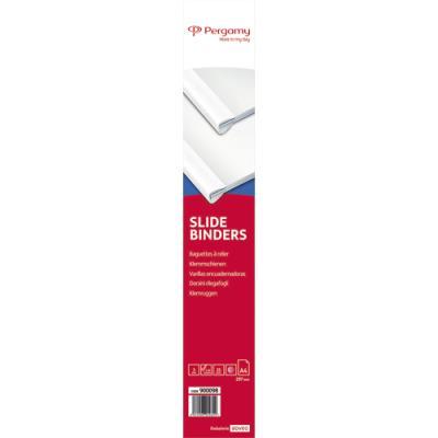 Baguettes à relier Pergamy - 3 mm - boîte de 25 - transparent (photo)