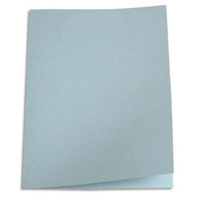 Paquet de 100 chemises 1er prix - carte recyclée 180 grammes- coloris gris