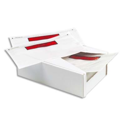 Pochettes document ci-inclus 1er prix - format 225 x 115 mm - boîte de 250