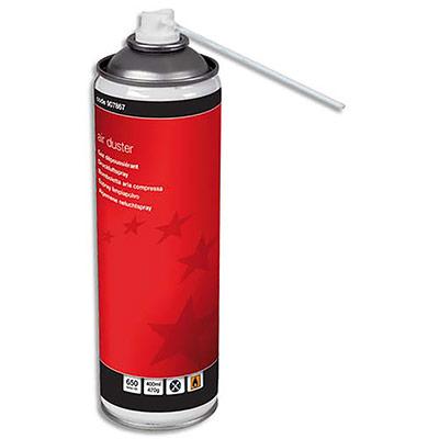 Aérosol gaz sec dépoussierant 5 Etoiles - 400 ml - ininflammable (photo)
