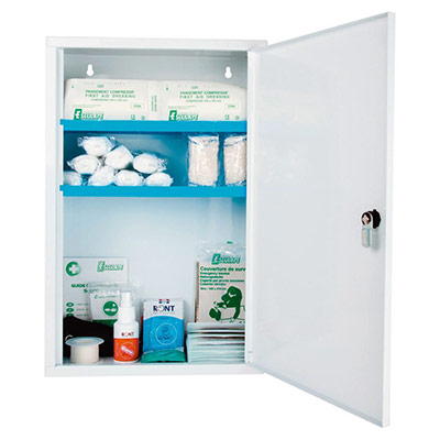 Armoire à pharmacie 1 porte (photo)