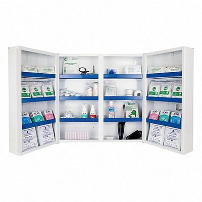 Armoire à pharmacie 2 portes (photo)