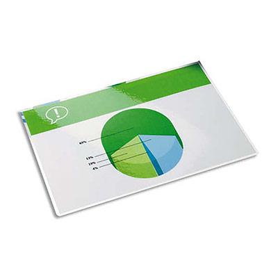 Boîte de 100 pochettes à plastifier 5 Etoiles - format A5 - 80 microns par face (photo)