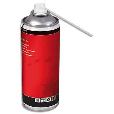 Aérosol gaz sec dépoussierant 5 Etoiles - 400ml - inflammable (photo)