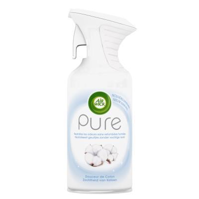 Spray désodorisant Pure Airwick douceur de coton - 250ml