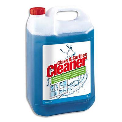 Nettoyant pour vitres et surfaces modernes 5 Etoiles - bidon de 5 litres (photo)