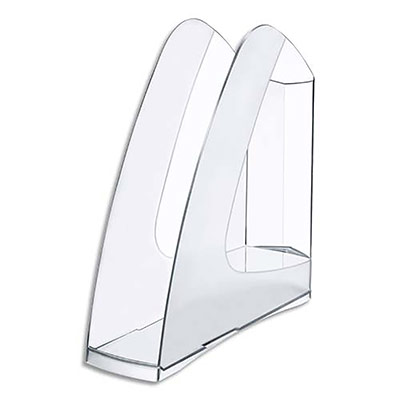Portes revues 1er prix - coloris cristal