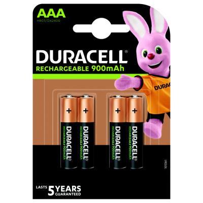 Pile rechargeable AAA / HR3 Ultra - 900 mAh - Lot de 4 accus (paquet 4 unités)