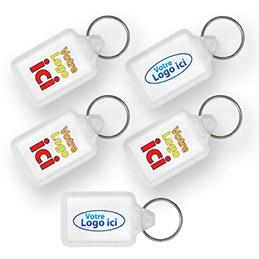 Porte-clefs publicitaire Connexion (photo)