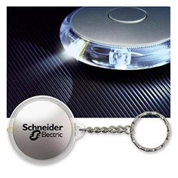 Porte-clefs lampe de poche Galaxy (photo)