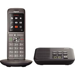 Téléphone GIGASET SIEMENS CL660A (photo)