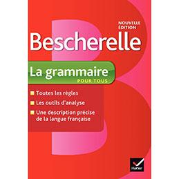 Bescherelle la grammaire pour tous (photo)