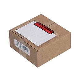Pochettes expédition auto-adhésives documents ci-inclus - 165x122mm - boîte de 1000 (photo)