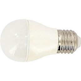 Ampoule Led sphère - 5.5 W - E27 (photo)
