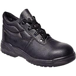 Chaussures hautes BRODEQUIN S1P Portwest - pointure 36
