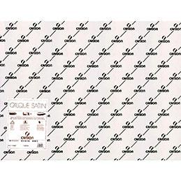 Papier calque uni Clairefontaine - 90 g - 50 x 65 cm - paquet de 50 feuilles