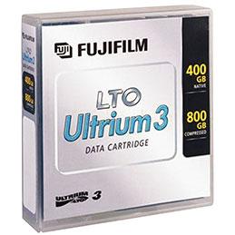 Cartouche LTO3 Fujifilm - 400/800Go (photo)