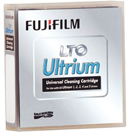Cartouche de nettoyage LTO Fujifilm (photo)