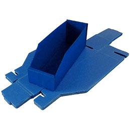 Bac à bec en polypropylene Viso - 90x280x105mm - lot de 6 (photo)