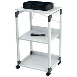 Table pour vidéoprojecteur/rétroprojecteur Durable (photo)