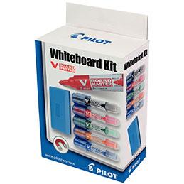 Kit pour tableaux blanc VBOARD Pilot (photo)