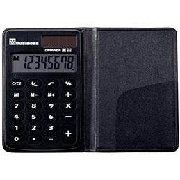 Calculatrice de Poche - 8 chiffres (photo)