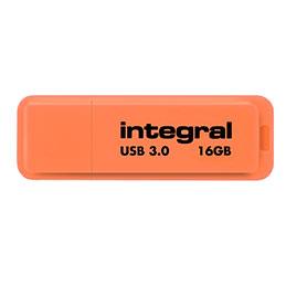 Clé USB  Intégral Neon 3.0 - 16 Go (photo)