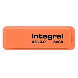Clé USB  Intégral Neon 3.0 - 64 Go (photo)