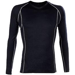 Tee shirt BODYWARMER Portwest - noir - taille M