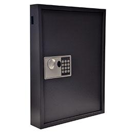 Armoire à clés Digital/mécanique Pavo - gris (photo)