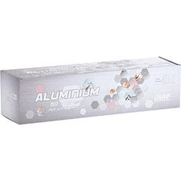 Rouleau aluminium - 200 m x 30 cm - dans une boite (photo)