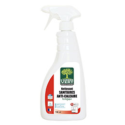 Pistolet antical sanitaire L'arbre Vert - 740ml (photo)