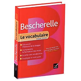 Bescherelle le vocabulaire pour tous (photo)