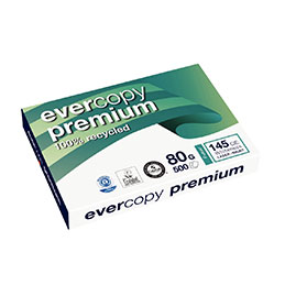 Feuilles Evercopy Premium - A3 - 80g - ramette de 500 (photo)