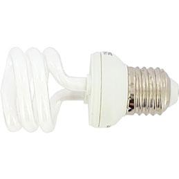 Ampoule fluo spirale - 11W (photo)