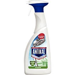 Spray 500ml anti-calcaire ANTIKAL hygiène. (photo)