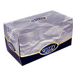 Boite essuie main ouate blanc 2 plis (photo)