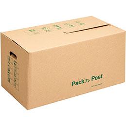 Cartons déménagement GPV Pack'n Post - 63x34 - boîte de 10