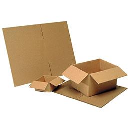 Caisses américaines double cannelure Ondulys Référence - 800x600x600mm - paquet de 5