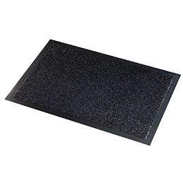 Tapis d'accueil grattant qualité Brush Polypropylène aspect velours Paperflow