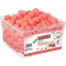 Maxi fraises Tagada - boîte de 210 (photo)