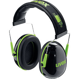 Casque de protection auditive passif E Protec (photo)