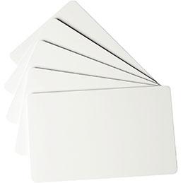 Cartes plastiques vierges  pour imprimante DURACARD ID300 Durable - standard - pack de 100 (photo)