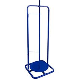 Dérouleur vertical pour rouleau de papier kraft Viso