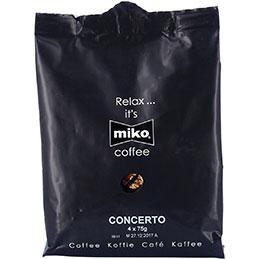 Filtres doses concerto Miko - carton de 48