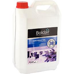 Détergent surodorant pour les sols et surfaces BOLDAIR - lavande - bidon de 5L (photo)
