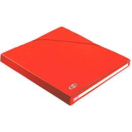 Chemises Elba Alpina Eurofolio - dos 25 mm - rouge