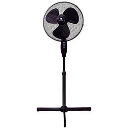 Ventilateur sur pied Alpatec - 45 cm (photo)