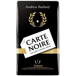 Café moulu supérieur Carte Noire - paquet de 250g (photo)