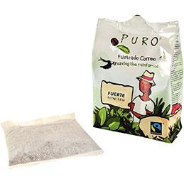 Filtres doses Puro Fuerte Miko 12x4x75g - carton de 48 (photo)